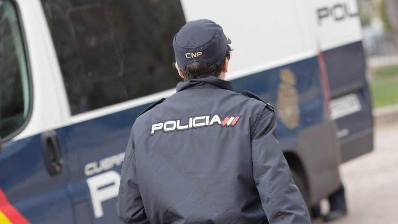 Carlos Slim en una de sus visitas a Asturias