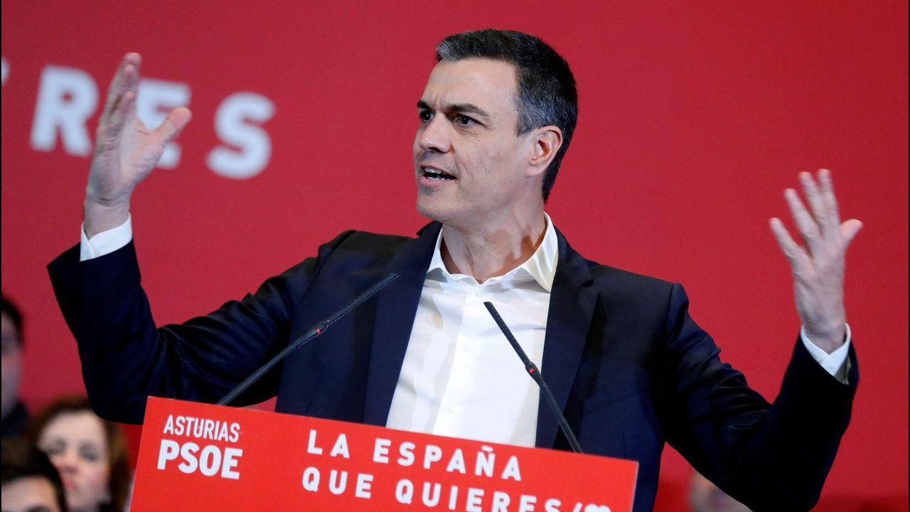Sánchez pide un «esfuerzo extraordinario de movilización» para el 28A.Constantino Martínez-Orts, director de la Film Symphony Orchestra
