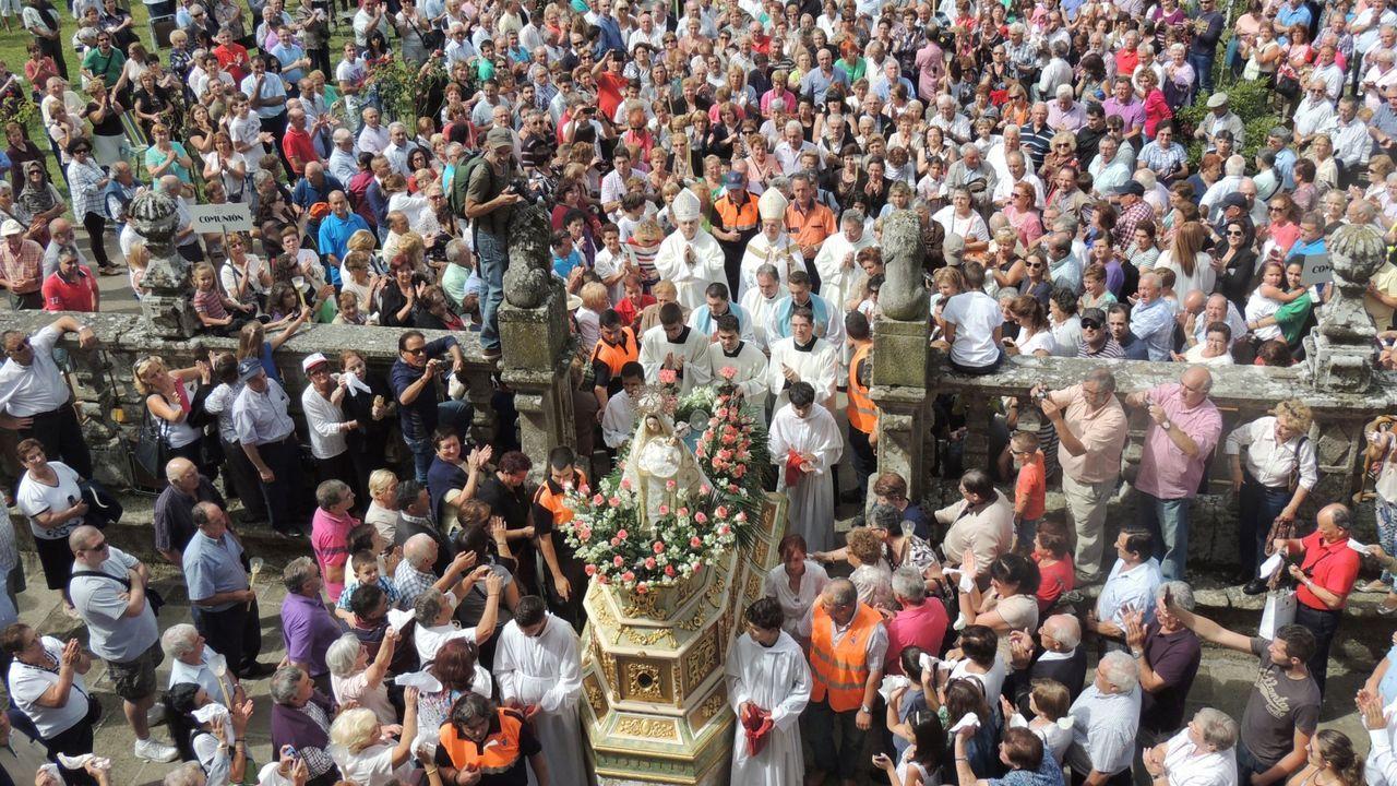 Sesenta días de alarma.Las manifestaciones religiosas masivas este año están suspendidas