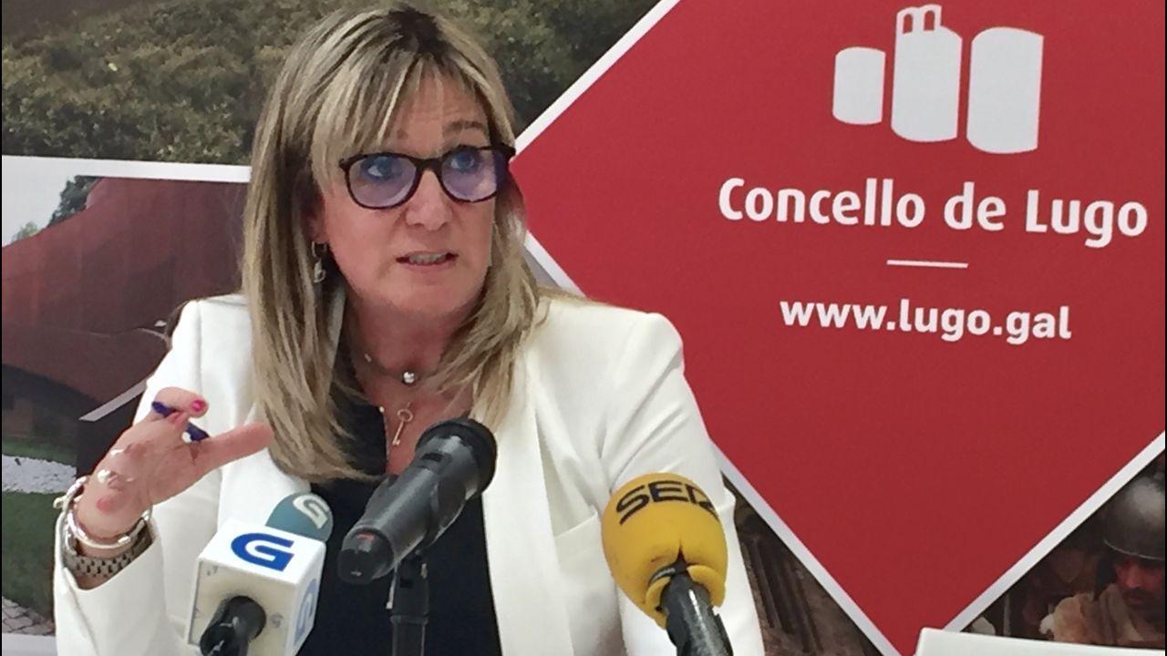 Ana Prieto (PSOE) será portavoz de Sanidad y secretaria de Interior