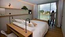 El Noa Boutique Hotel de Oleiros es uno de los alojamientos en los que podrán usarse las tarjetas turísticas
