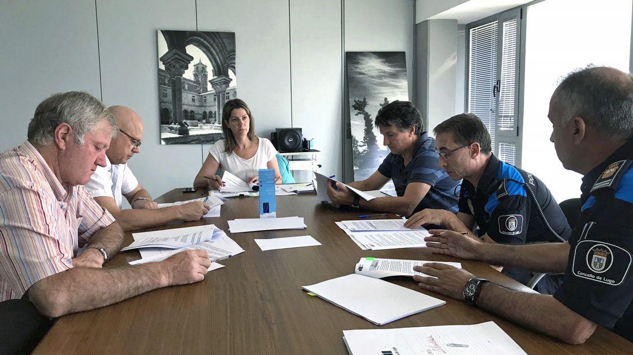 Denuncias por el alumbrado público son habituales en Ourense