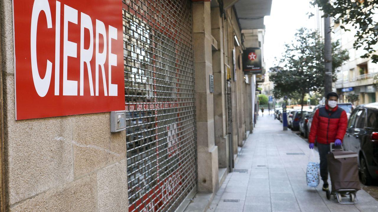 Así ha sido la vuelta al trabajo de la construcción en Galicia.Foto de archivo de la planta de Finsa en Rábade