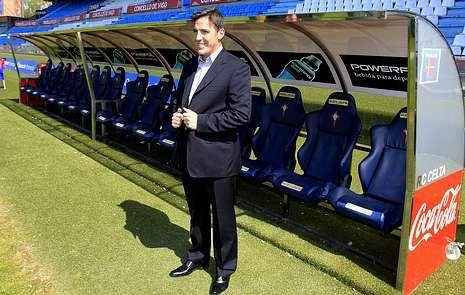 Berizzo y la dirección técnica del Celta serán los encargados de elegir a los fichajes con los que apuntalar el equipo.
