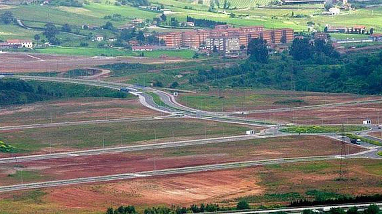 Zona de Actividades Logísticas e Industriales (ZALIA) de Gijón