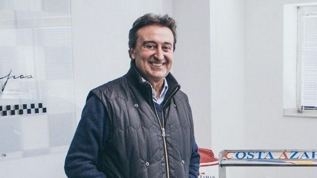 Adrián Campos, en una imagen del 2011