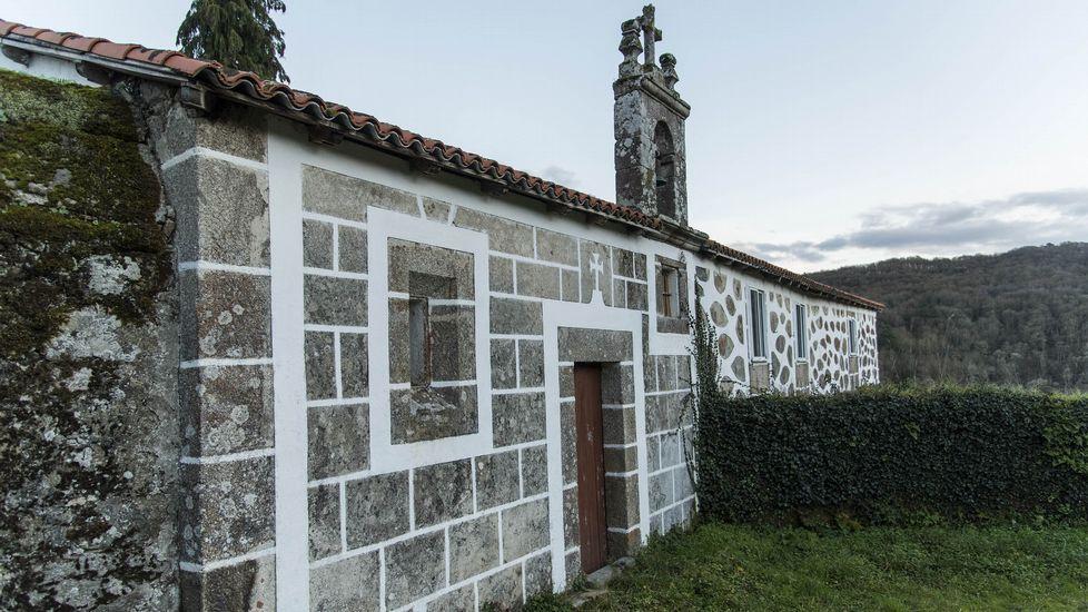 La casa solariega de Xillán cuenta con su propia capilla