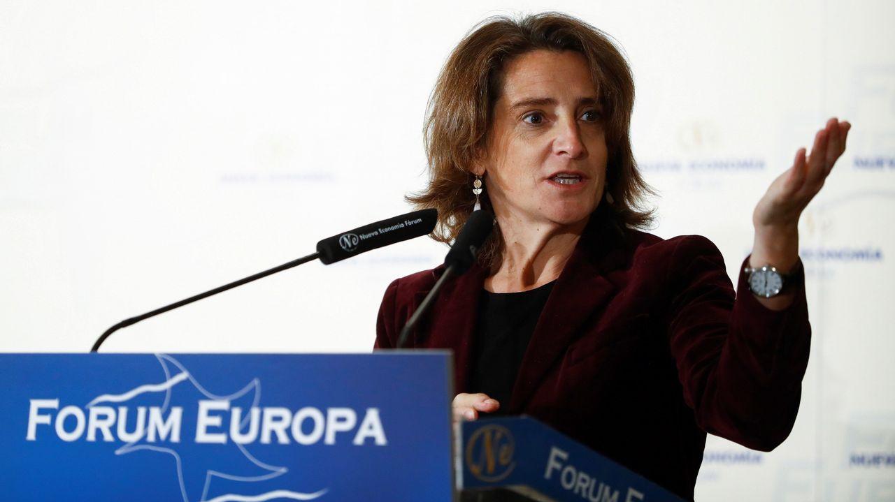 La alcaldesa de Gijón, Carmen Moriyón