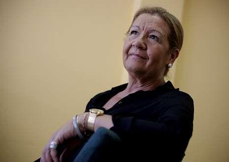 Loli Villaverde presenta hoy en El Corte Inglés el libro «El camino de la vida», en el cuenta su experiencia tras la muerte de su hija.