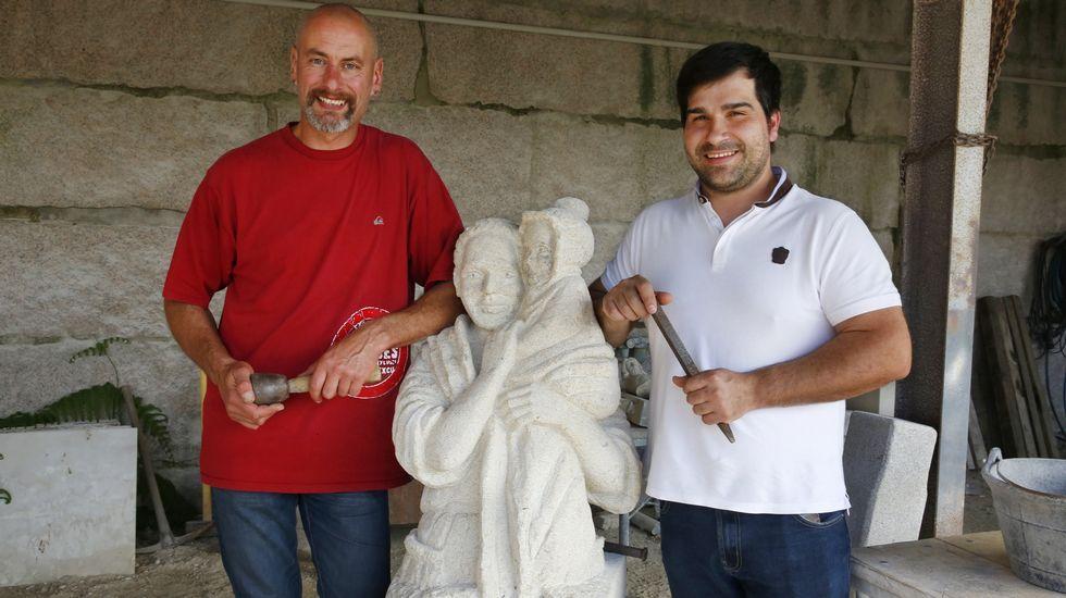 Dous galegos, Manuel Rial e Francisco Castro, irán a Washington a restaurar o Capitolio. Quedamos só coa a noticia ou a incorporamos ao desenvolvemento persoal do alumno?