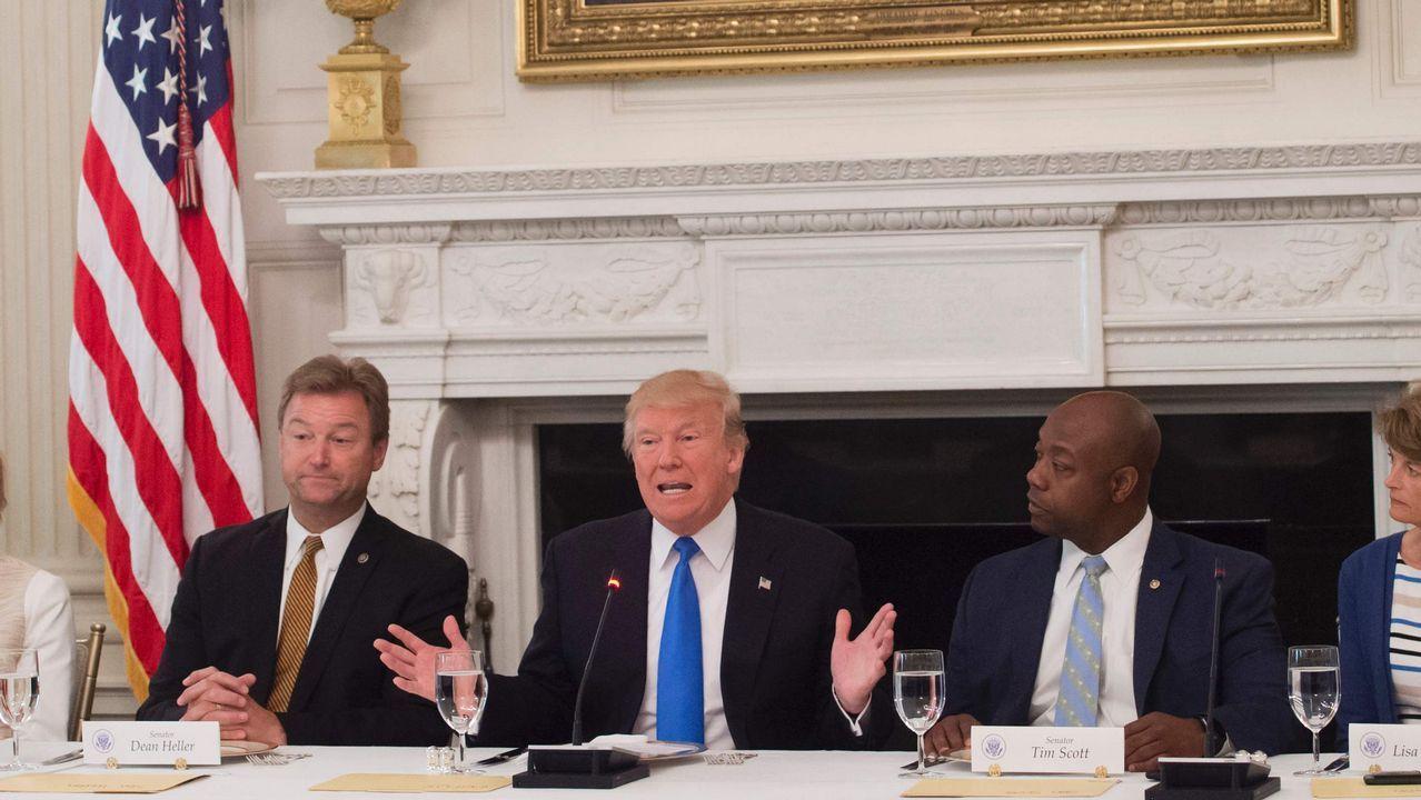 El yerno y asesor de Trump usó un servidor privado para asuntos oficiales