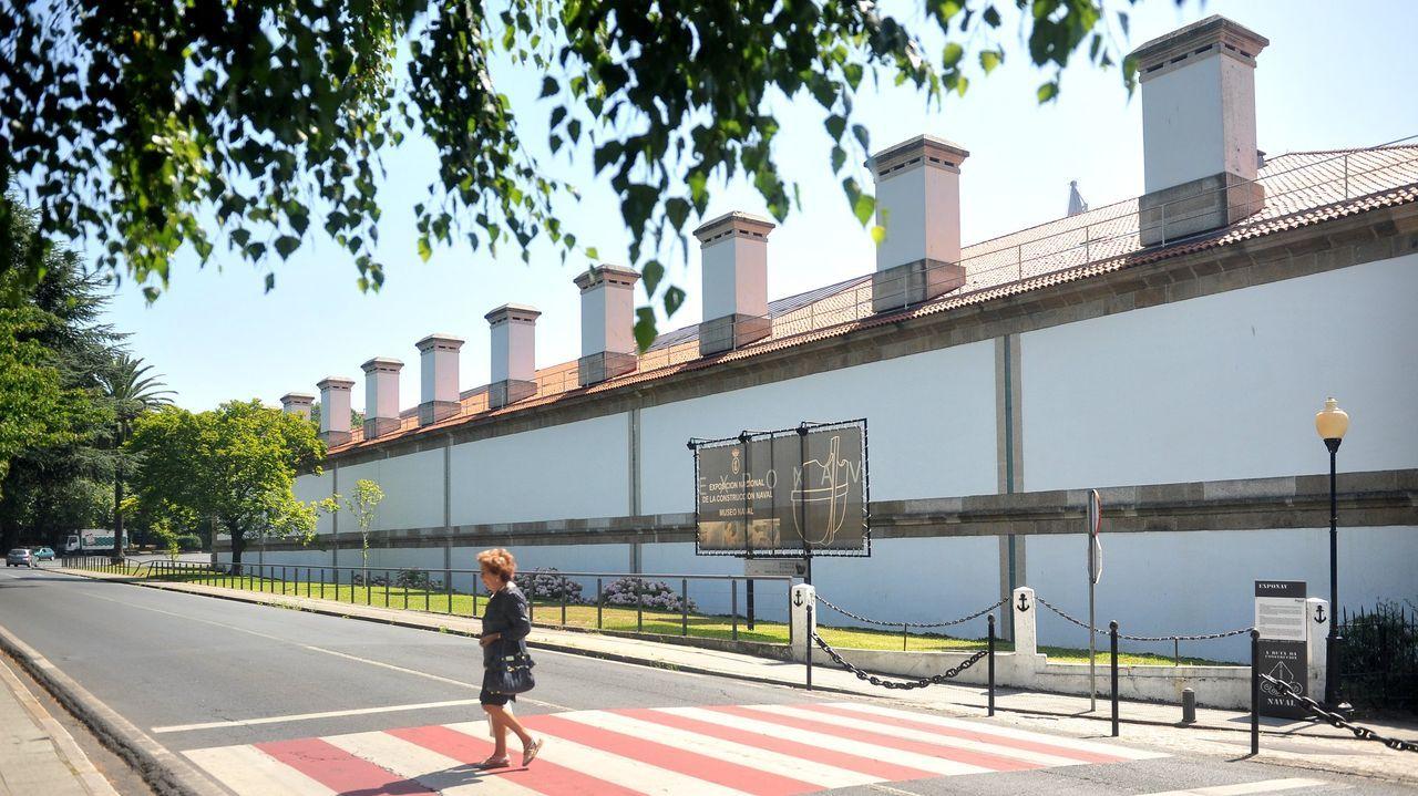La exposición se inaugura este jueves en la sala Carlos III del Museo de la Construcción Naval de Exponav. ubicado en Herrerías