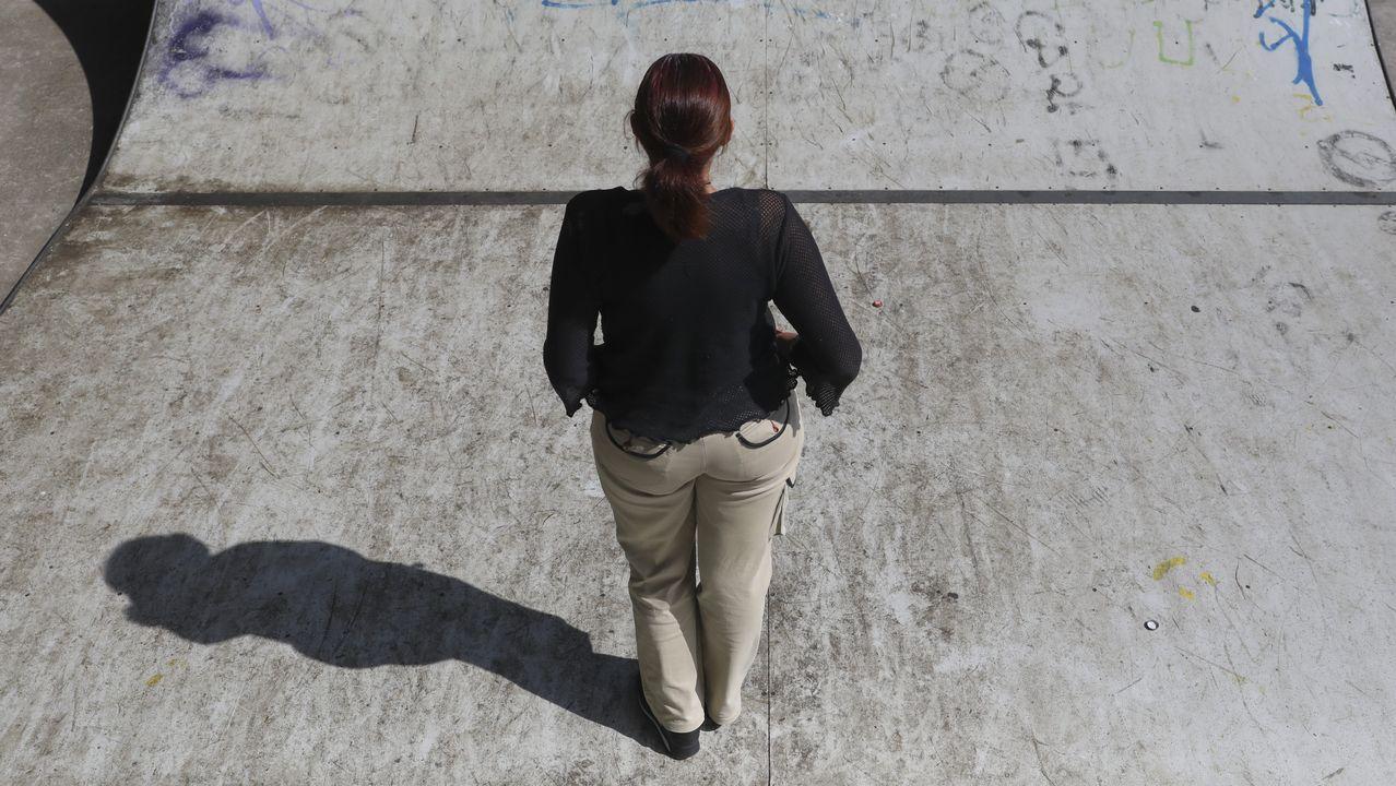 La mujer quiere quedarse definitivamente en la Xunta.