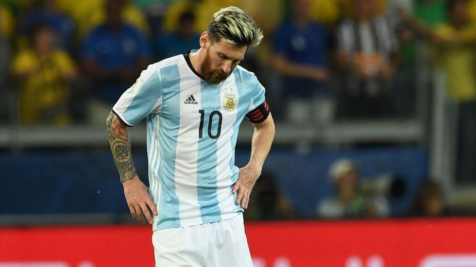Luis Enrique: «Algo muy grave tiene que pasar para que Messi se pierda un partido»