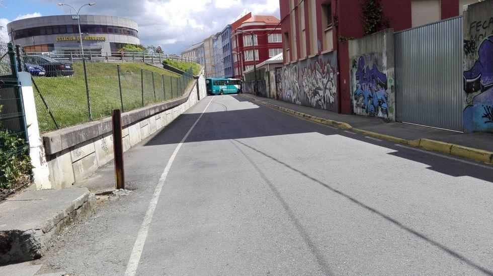 El nuevo alojamiento de peregrinos en Ferrol se ubicará en la Casa do Mar