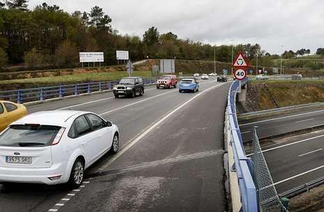 La utilización de la N-525 supera de forma muy amplia a la que registra la autopista AP-53.