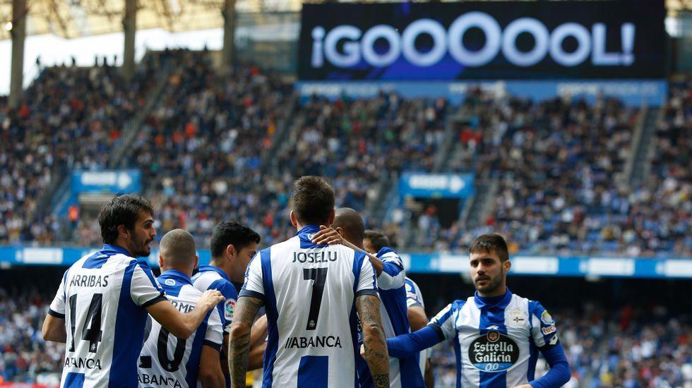 Las mejores fotos del Real Sociedad-Deportivo