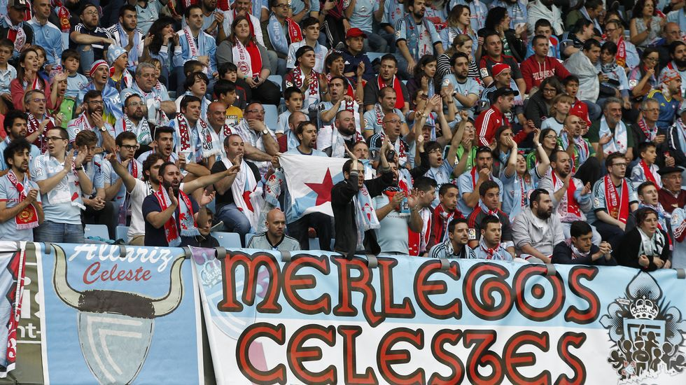 Celta 0 - Mancester 1 (4 de mayo)