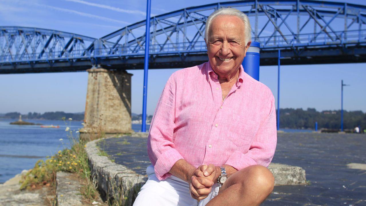 Malaka.El presentador hace pilates y pasa temporadas con su familia en Cabanas