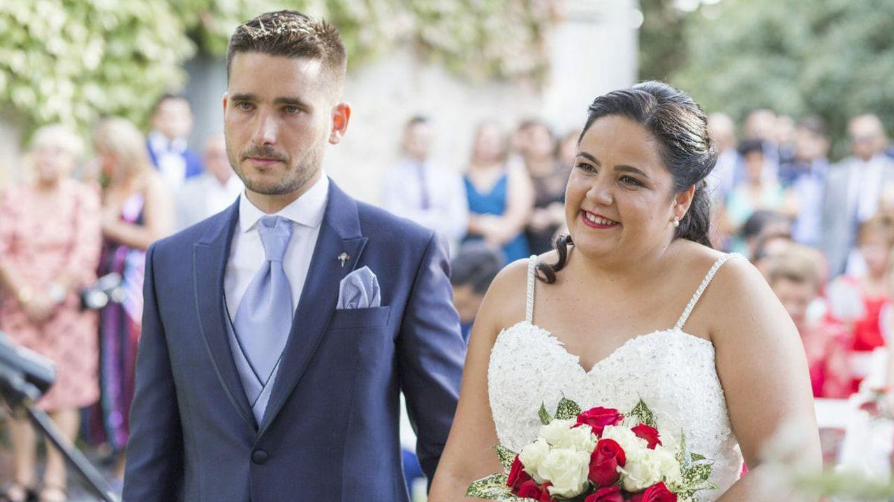 Boda celtista de Javier y Nuria en el 2018