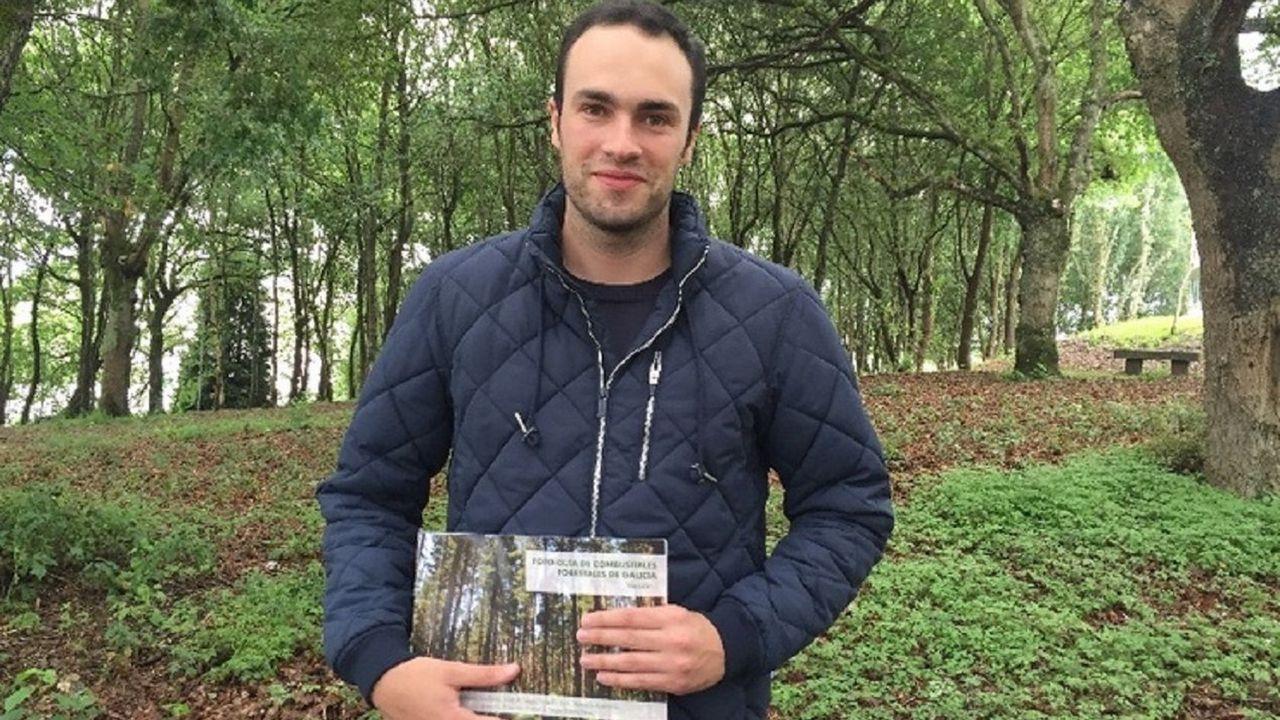 Arellano avisa de que el abandono rural complica la gestión del monte
