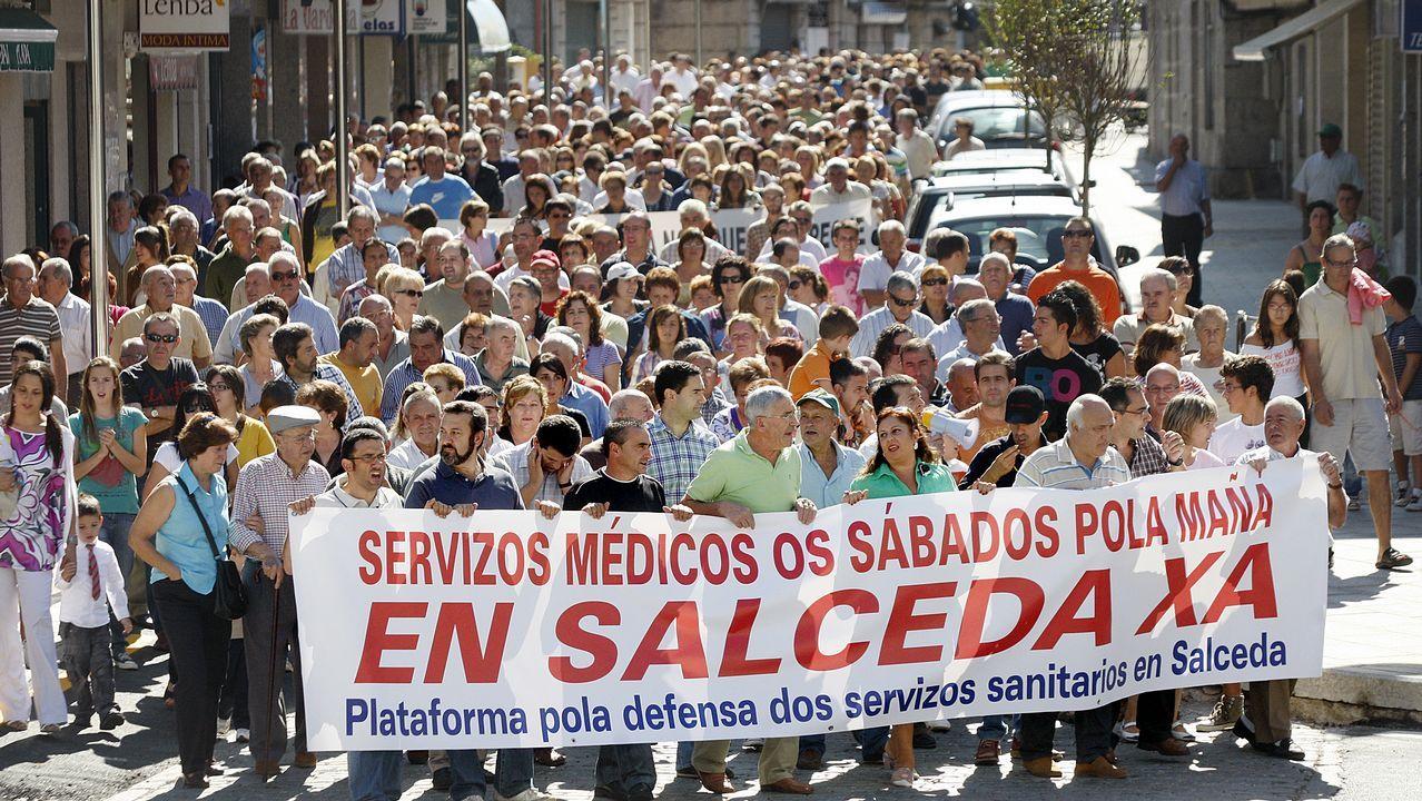 El alto del Perdón exige pulmones, buenos frenos y pocas prisas.El pleno de constitución del Área metropolitana de Vigo tuvo lugar el 1 de diciembre de 2016