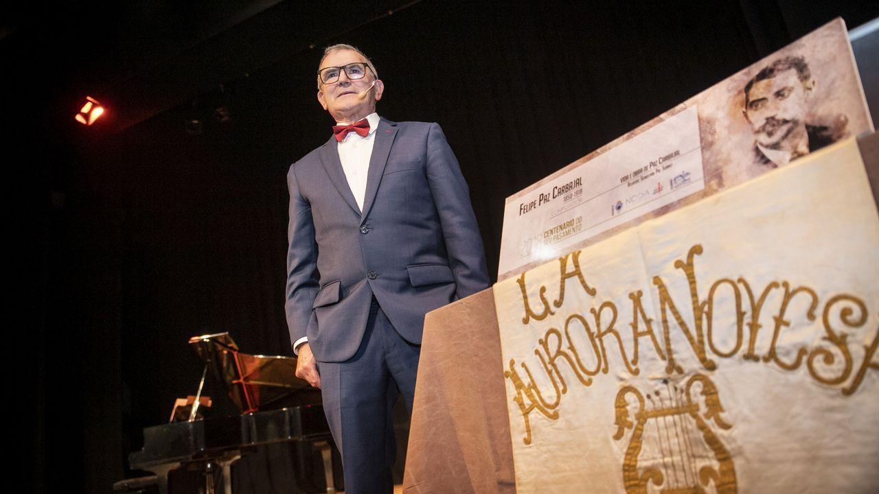 Juan Forlín en El Requexón