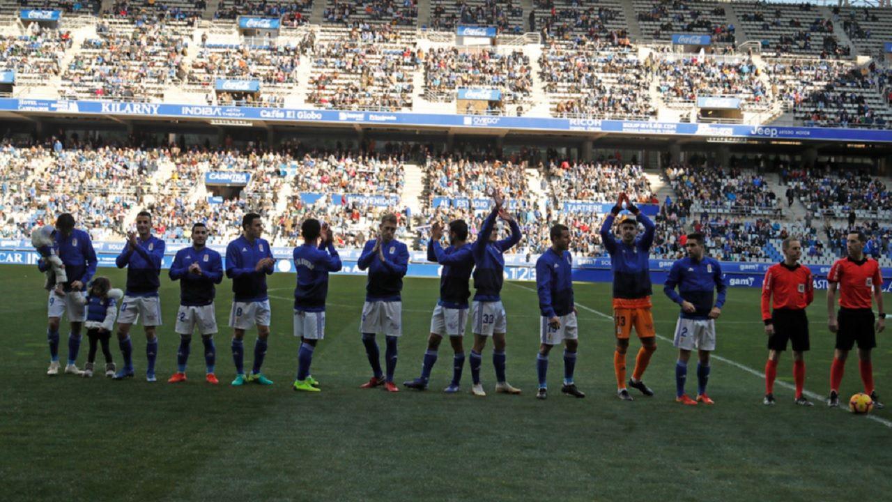 Alineacion Real Oviedo Cadiz Carlos Tartiere
