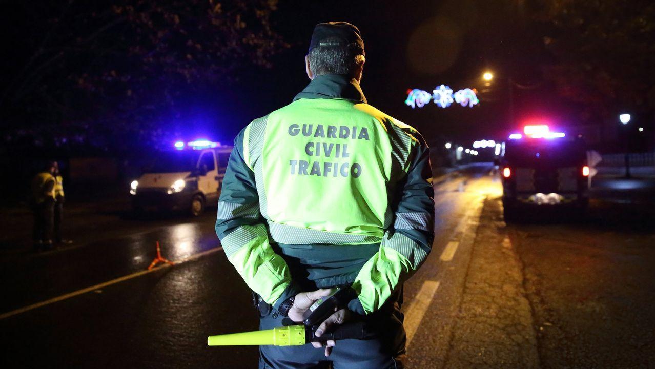 2019, el año con menos muertos con accidentes de tráfico.En la madrugada de Fin de Año se refuerza el número de controles por parte de la Guardia Civil y de las policías locales