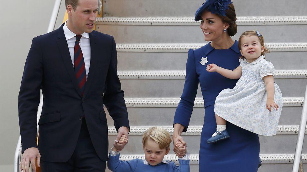 La familia real británica crece.Meghan Markle, en la serie «Suits»