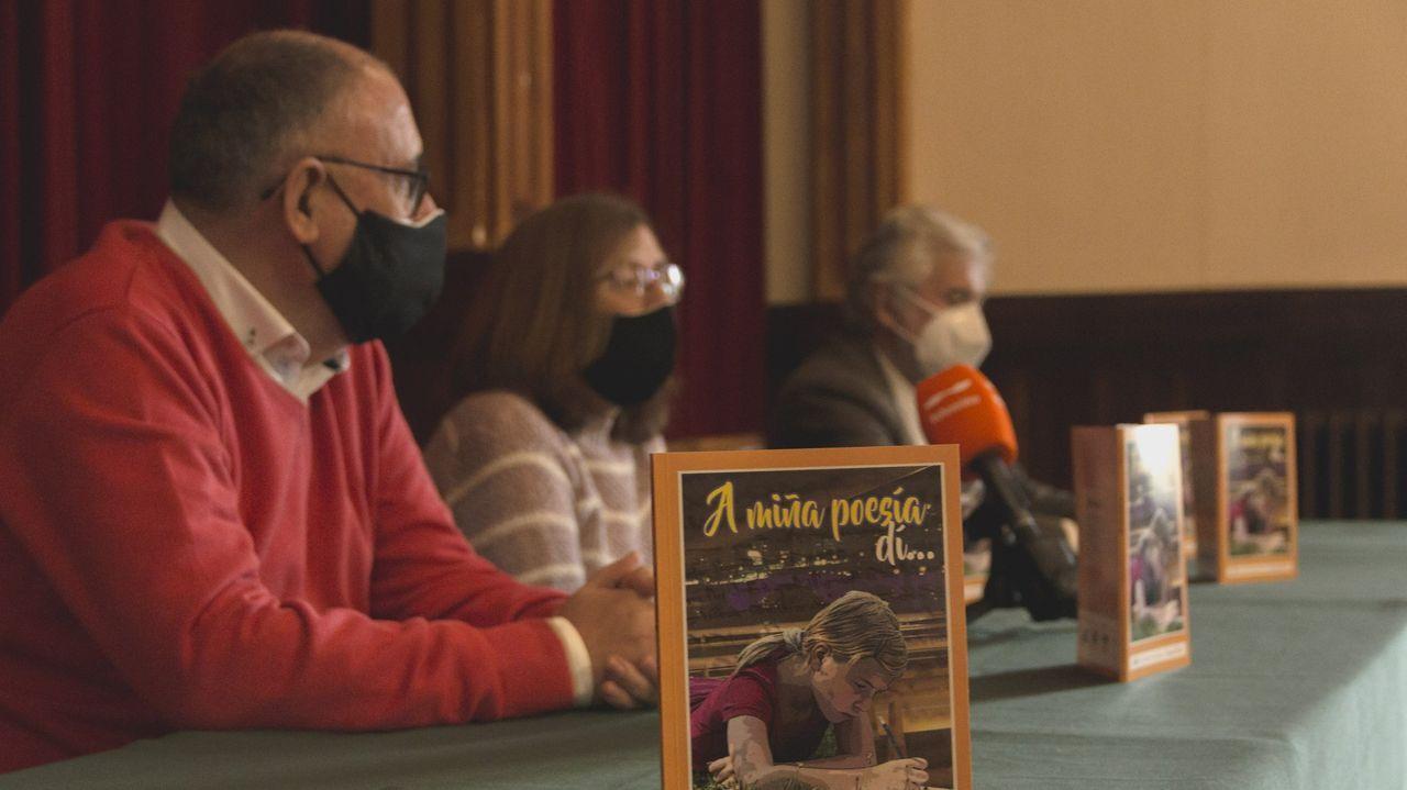 Colección Villagonzalo.El Círculo Poético Ourensán organiza encuentros y actividades cada mes