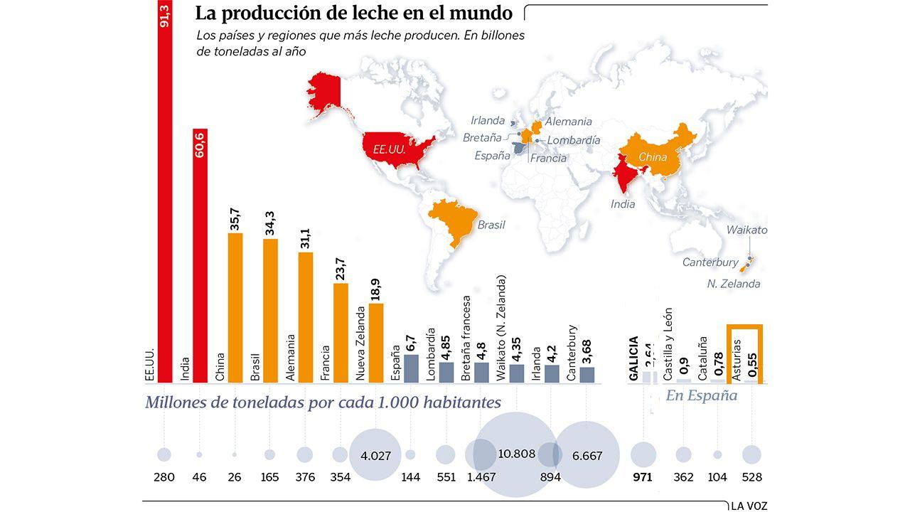 Vacas de la raza asturiana de los valles