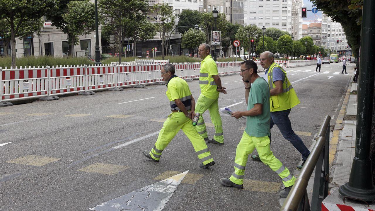El Seafestambienta el arranque de las vacaciones en Vigo