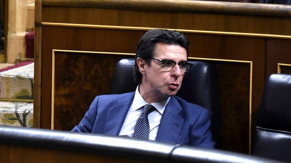 Soria comparecerá previsiblemente el martes en el Congreso.Pedro Sánchez