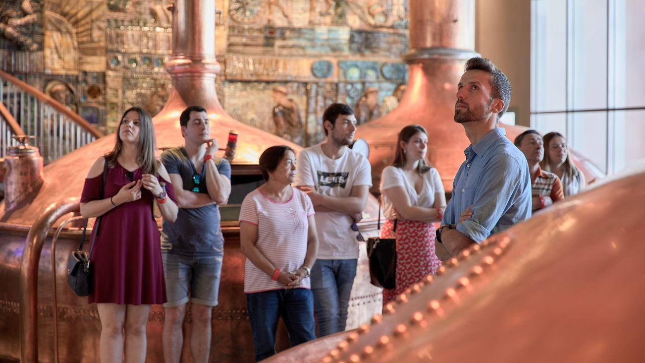 Uno de los principales atractivos de MEGA es la antigua sala de calderas