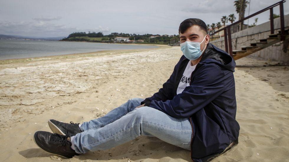Jorge Castro reconoce que ha vuelto a nacer tras una zambullida peligrosa hace un año