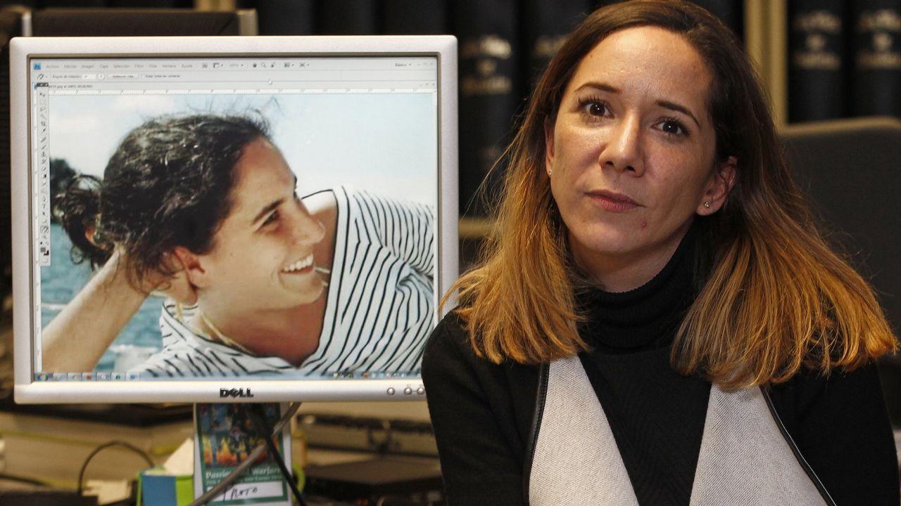 El «thriller» policial «A estiba» llega a TVG.Nacho Castaño, en «Serramoura»