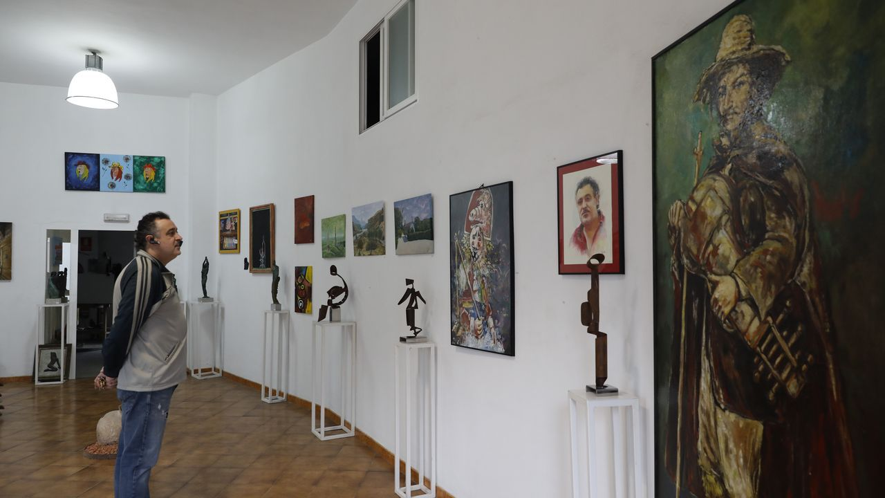 Begonte acoge una exposición de pintura hasta el día 25