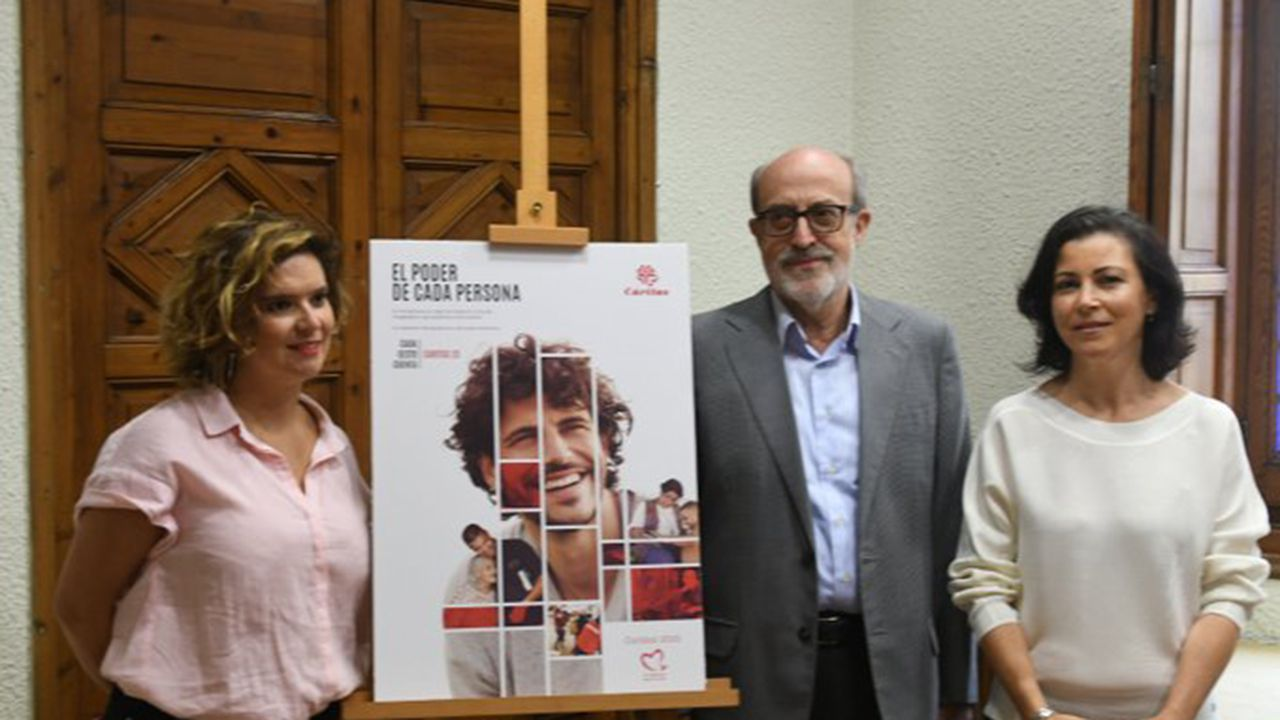 Cáritas Asturias su memoria de 2019