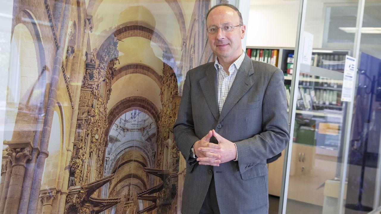 Europa no se entiende sin el Camino de Santiago, asegura Francisco Singul