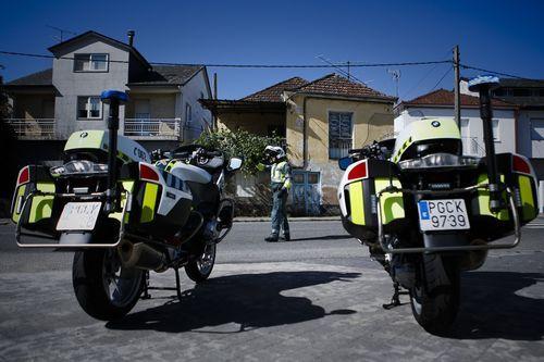 Tareas de desinfección de residencias de ancianos impulsadas por la Diputación