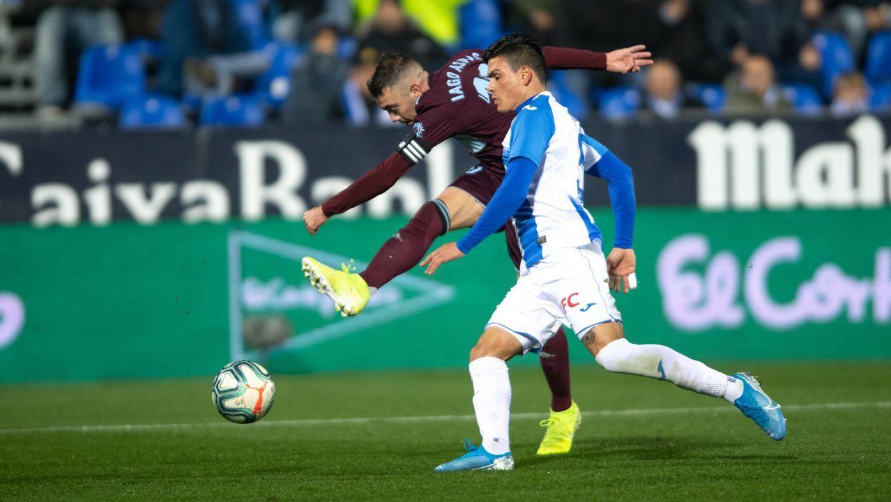 Aidoo: «Venir al Celta fue una gran decisión»
