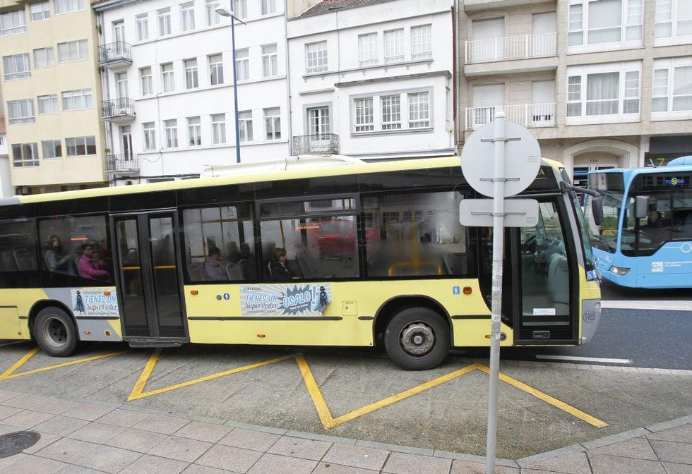 El servicio urbano de transporte mantiene sus tarifas inamovibles desde el 2010.