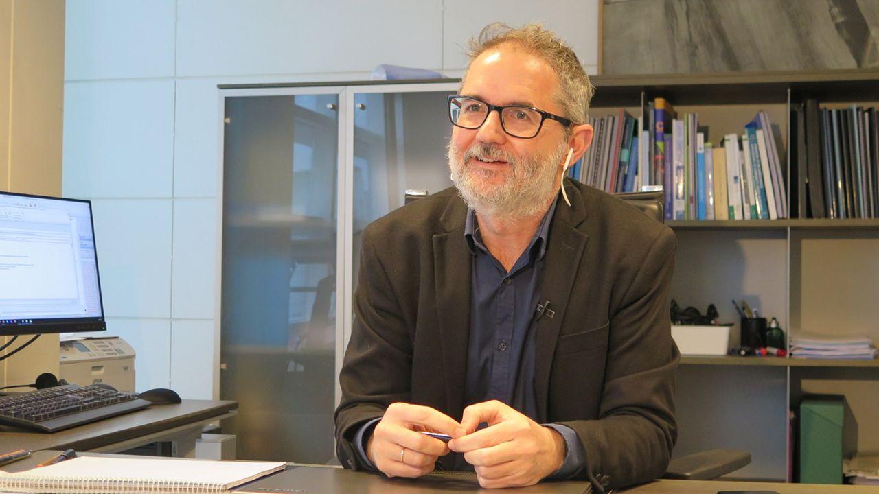 Rafael Cofiño, director general de Salud Pública del Principado de Asturias