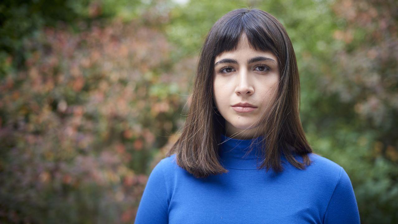 La escritora argentina Belén López Peiró