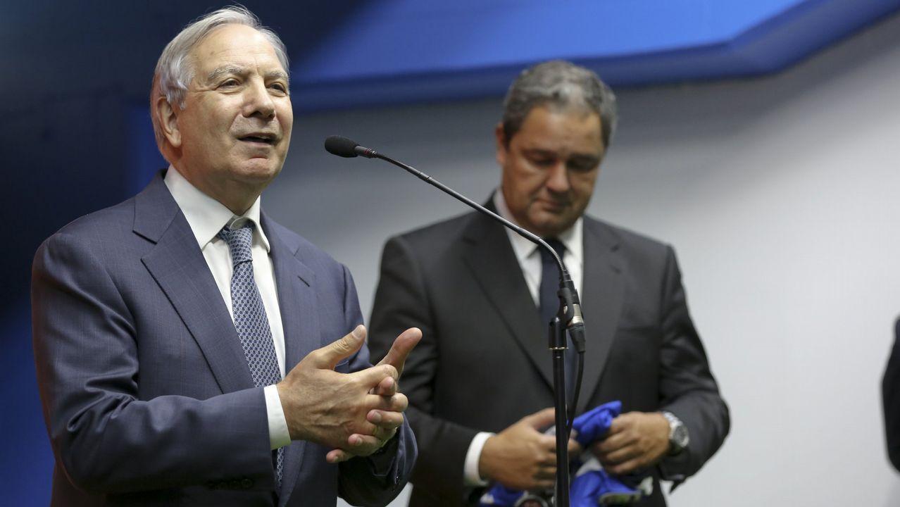 Tino Fernández firmó importantes acuerdos comerciales y patrocinios