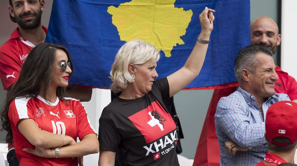 El último duelo de entre Albania y España en 1993.Jean-Claude Juncker, presidente de la Comisión Europea