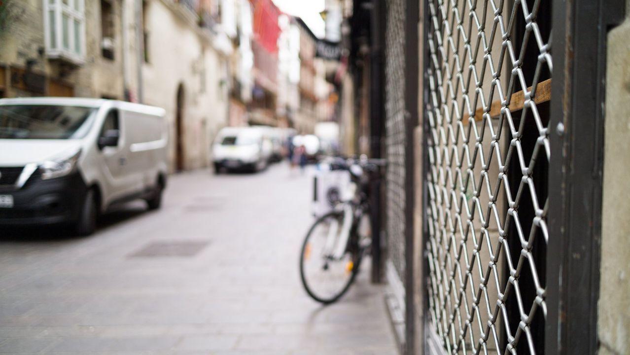 Así es la guarida de Fernández Cores en A Cañiza.La asturiana Raquel Fernández, jefa de Comunicación y Alianzas Privadas de la misión de Unicef en el Líbano