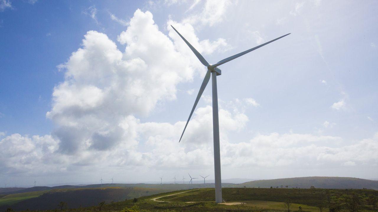 El proyecto del parque eólico afecta a O Irixo