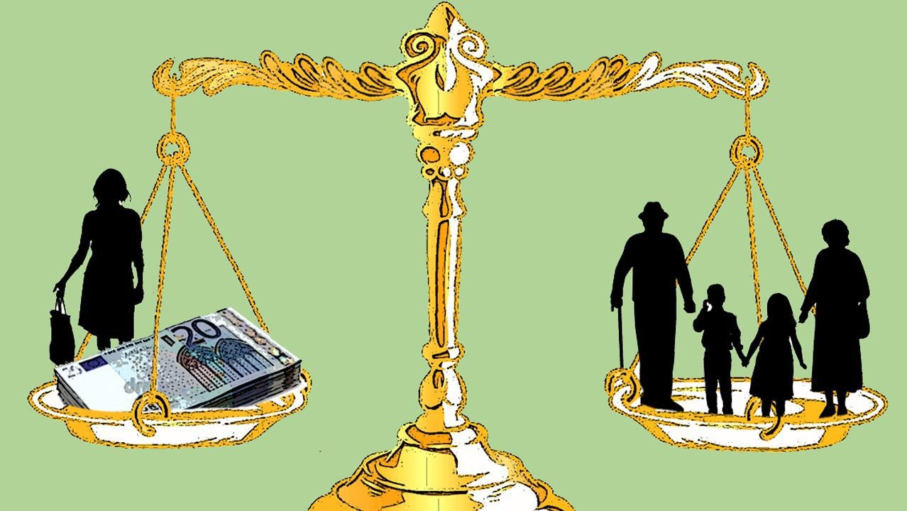 Conceden a una divorciada una pensión vitalicia tras 37 años de matrimonio en Ourense